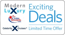 Celebrity Cruises Xciting Deals